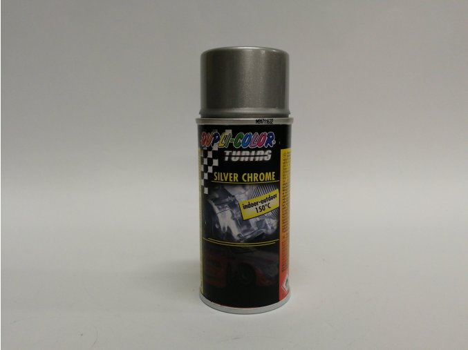 Sprej Motip Silver chrome 150ml