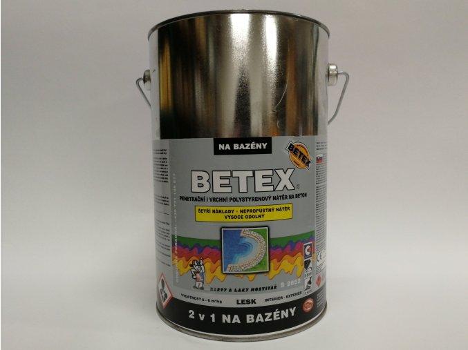 S-2852/0440 4kg BETEX  2v1 na bazény