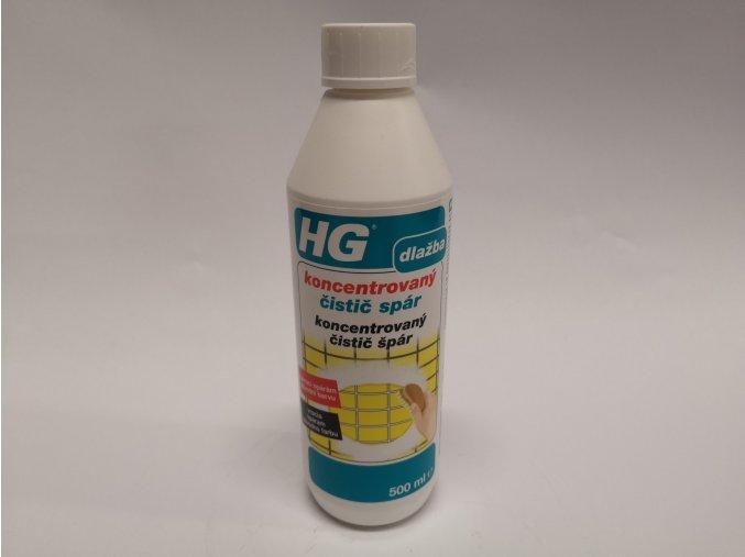 HG Čistič spár  0,5L