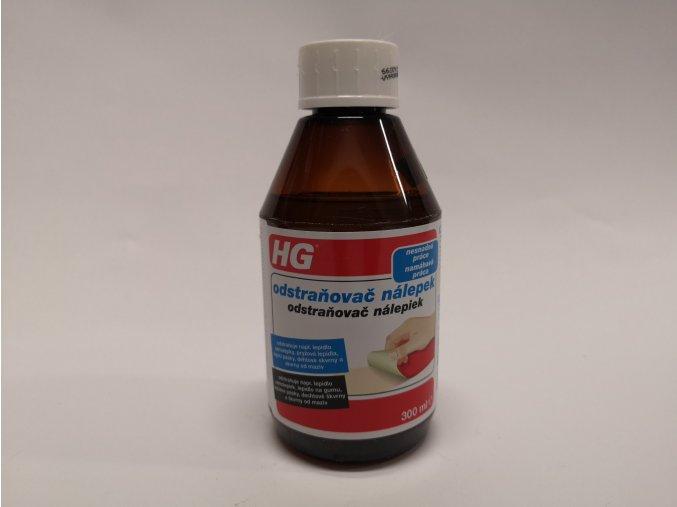 HG Odstraňovač nálepek 250ml