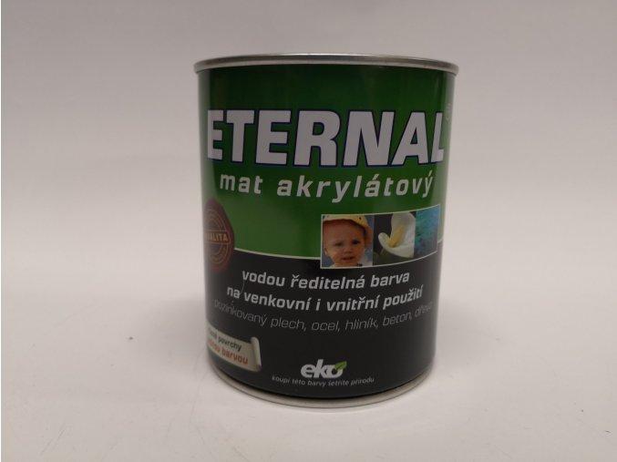 ETERNAL MAT AKRYLÁT 13 černý 0,7kg