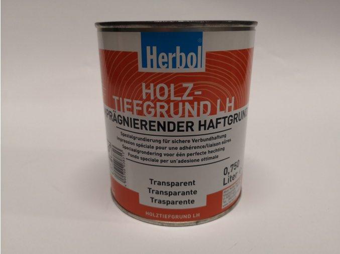Herbol-Holztiefgrund LH, transparent 0,75L