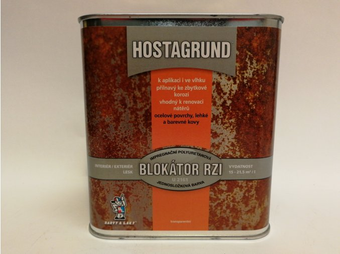 U-2161/0000 Hostagrund-blokátor rzi 2,5L