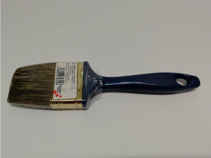 Štětec plochý 2 1/2'' plast (ACRYL)