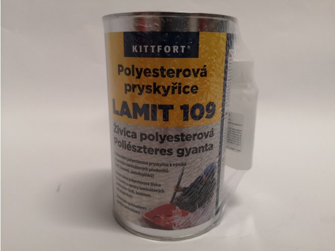 Laminát. pryskyřice LAMIT 1kg