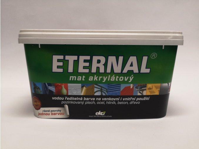 ETERNAL MAT AKRYLÁT 09 tm.hnědý 5kg