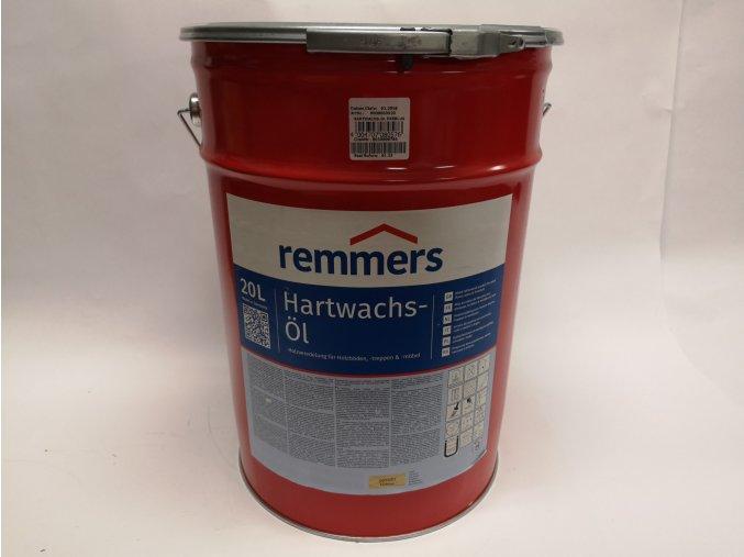 Remmers - Hartwachs Ol 20L bezbarvý