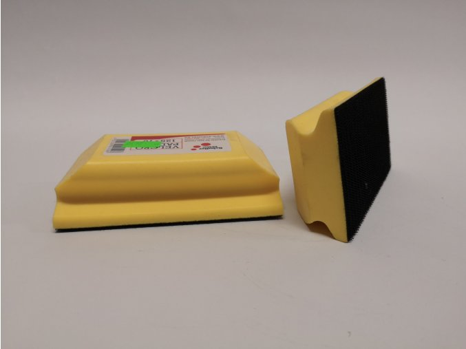 Brusný držák Velcro 70x125mm,suchý zip