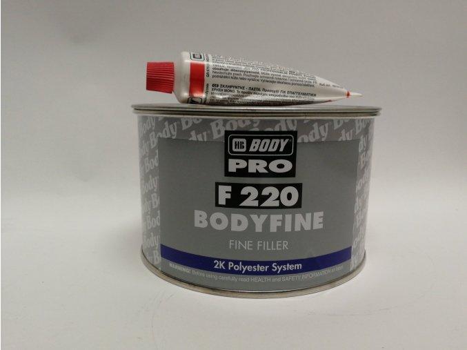 TMEL Body FINE 220 1kg (jemný)