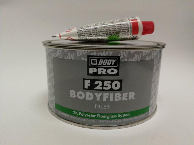 TMEL Body FIBER 250 750g (sklo)