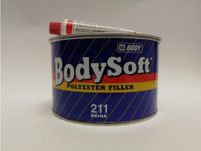 TMEL Body SOFT 211 1kg (žlutý)
