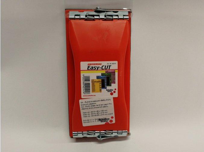 Ruční držák na brusný papír 105x215 mm