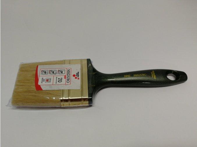 Štětec plochý 3'(70mm) na lak