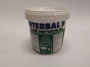 Interbal S - bílá 1,5kg