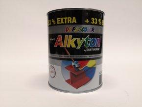 ALKYTON - kovářská barva 1L