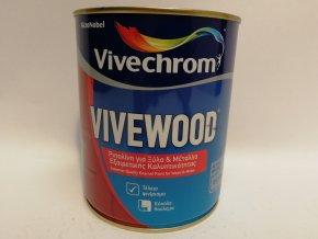 Vivewood(Perladin)bílý,lesk 0,75L