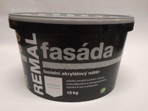 Fasádní barva REMAL Akryl 15kg bílá