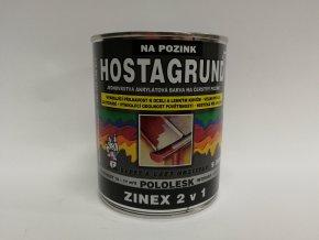 S-2820/RAL 1023 0,6L ZINEX (Hostagrund)