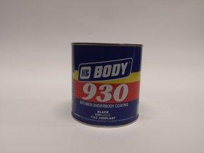 BODY 930 1kg antikorozní hmota na podvozky