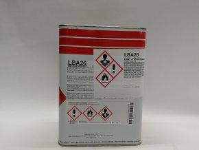 Lak LBA 26/5 transparentní základ *5*L, polyuretan