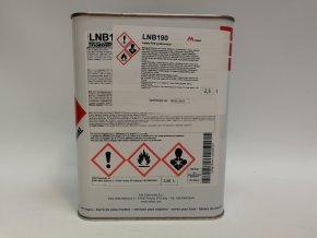 Tužidlo LNB 190 *2,5*L k parketovému laku (dříve LZ 0190)