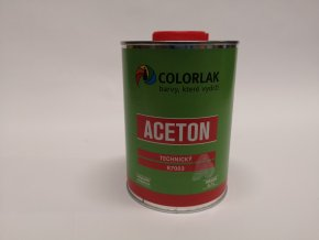 Aceton technický (COLORLAK) 700ml