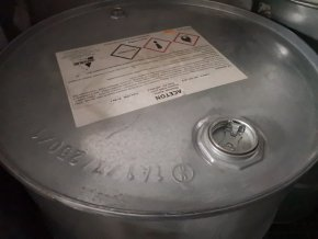 Aceton technický 160kg