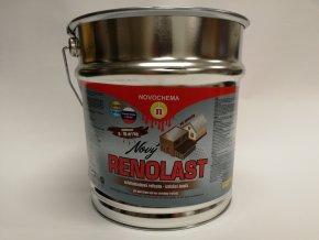 RENOLAST 7kg, asfaltohliníková reflexoizolační  nátěrová hmota