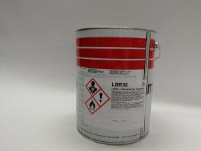 Lak LBR 30/5 bílý základ *5*kg, polyuretan