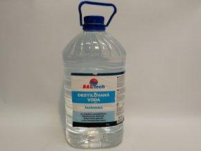 Voda destilovaná 5L