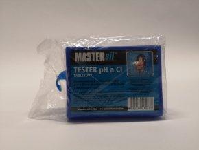 BAZÉN/tester tabletový pH+Cl (sada)