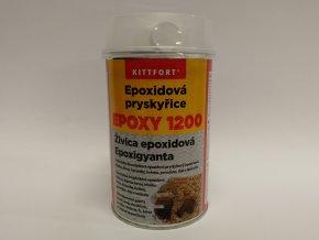 S-1200 EPOXY PRYSKYŘICE 800g (vč.tvrdidla P11)