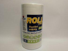 Utěrka textilní (100 útržků v balení)