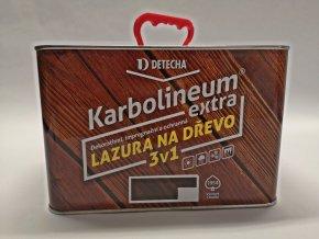 Karbolineum extra ořech 3.5kg