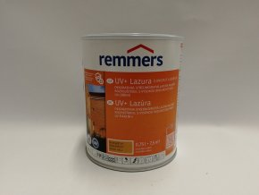 Remmers - Langzeit Lasur UV 0,75L světlý dub