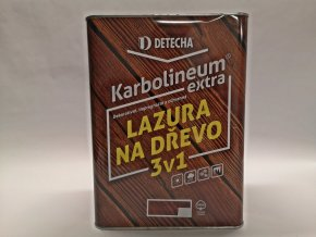Karbolineum extra plus 8kg kaštan