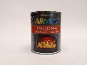 ALKYTON - žáruvzdorný,černý 0,75L