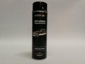 Sprej Motip bitumen 400ml