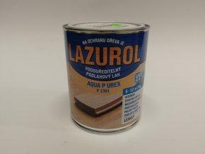 Lazurol Aqua P UREX lesk(V-1301) 0,6kg