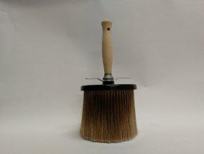 Štětka malířská kulatá C6, dřevěná rukojeť