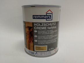 Remmers - Holzschutz-Creme 0,75L farblos