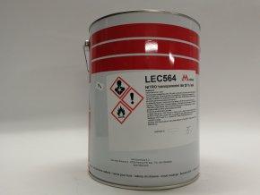Lak LEC 564/25 transp.20%lesk *5*L (dříve LO 600-20 kombi )