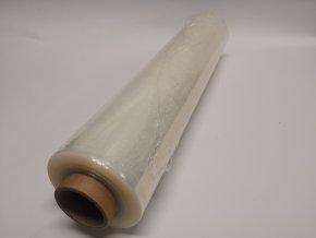 Folie strečová š.500 mm x3kg /240g, transparent