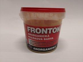 Fronton prášková barva 0651 žlutá  0,8kg