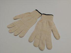 Pracovní rukavice - bavlna (pár) FAWA
