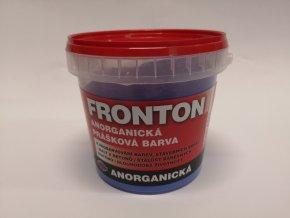 Fronton prášková barva 0452 modrá 0,8kg