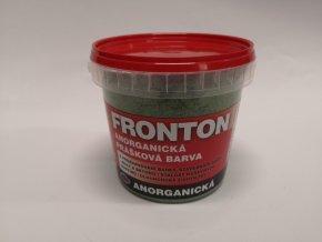 Fronton prášková barva 0551 zelená 0,8kg