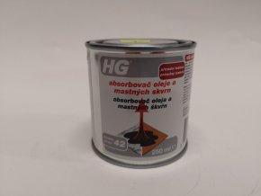 HG Absorbovač oleje a mastných skvrn 250ml