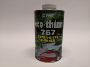 BODY 767 ECO thinner 1L