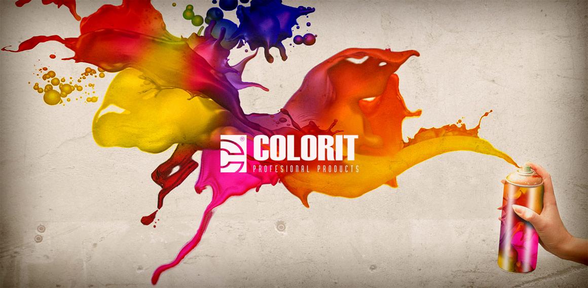 Colorit produkty